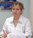 Вопрос заведующей консультационно-диагностическим отделением
